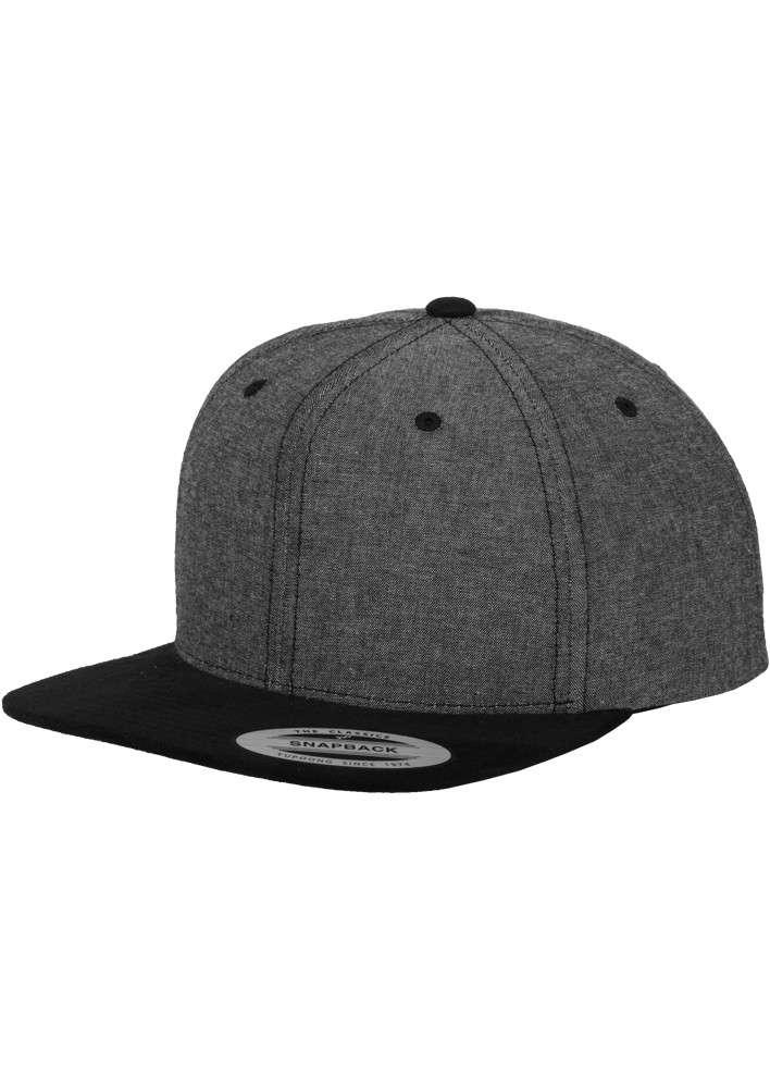 premium snapback cap grau wildleder schwarz 6 panel. Black Bedroom Furniture Sets. Home Design Ideas