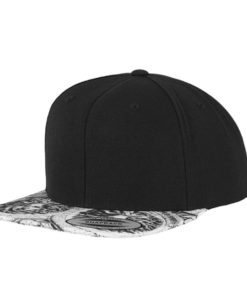 Snapback Cap Sun King 6 Panel - verstellbar