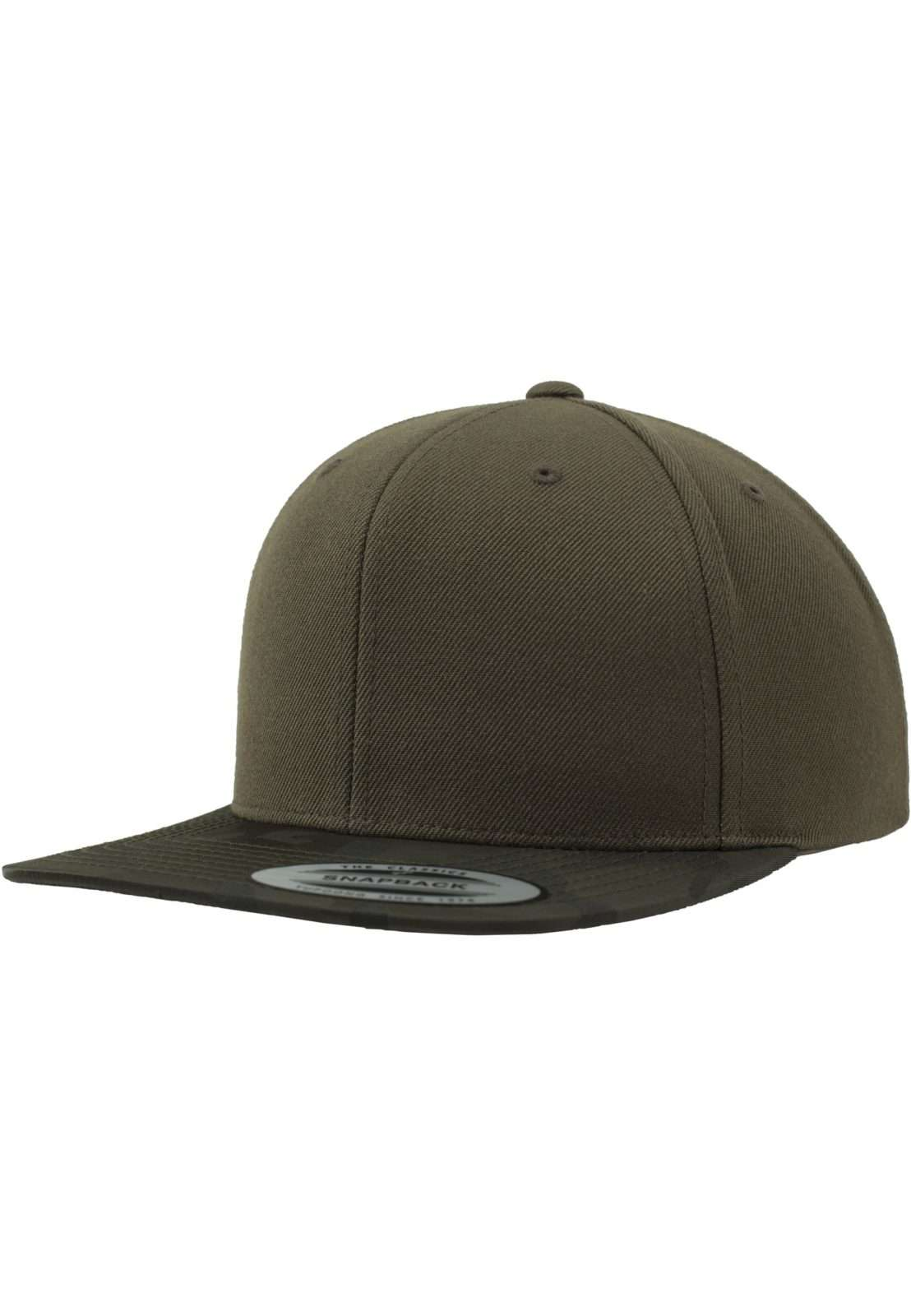 snapback cap camo olive online gestalten besticken lassen. Black Bedroom Furniture Sets. Home Design Ideas
