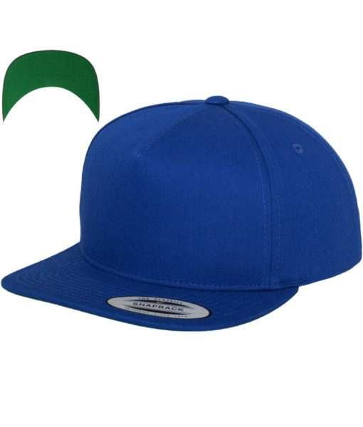 snapback-cap-classic-royalblau-5-panel-verstellbar