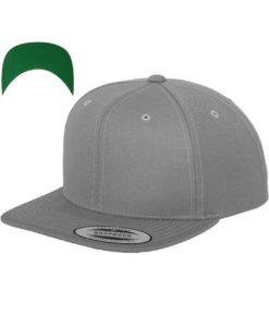 snapback-cap-classic-silber-6-panel-verstellbar