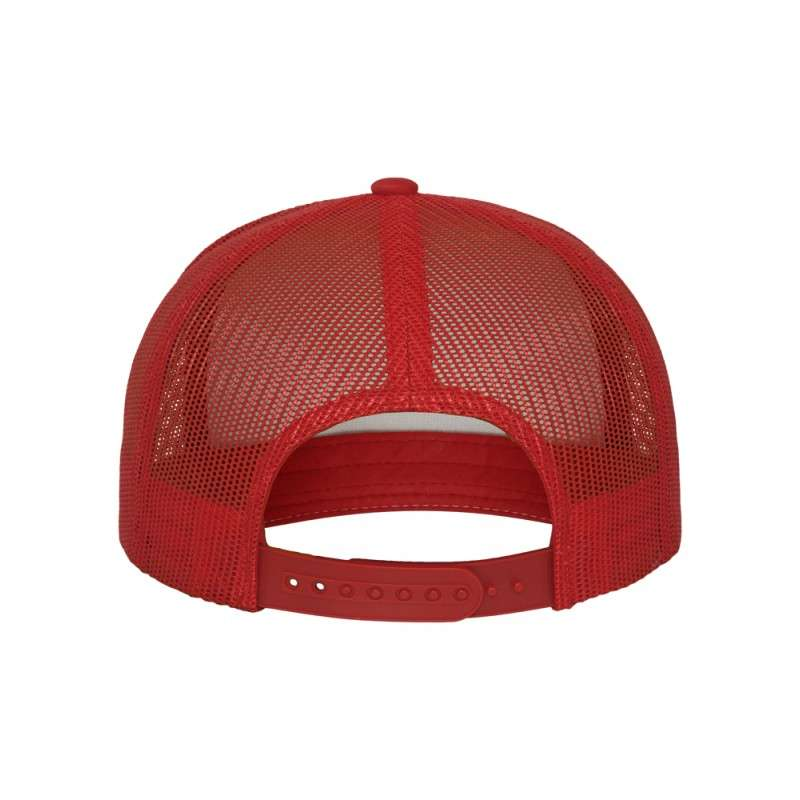 snapback cap classic trucker rot selbst gestalten. Black Bedroom Furniture Sets. Home Design Ideas