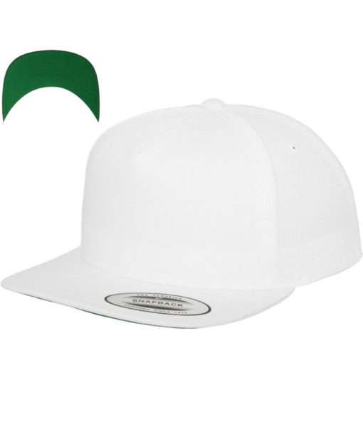snapback-cap-classic-weiss-5-panel-verstellbar