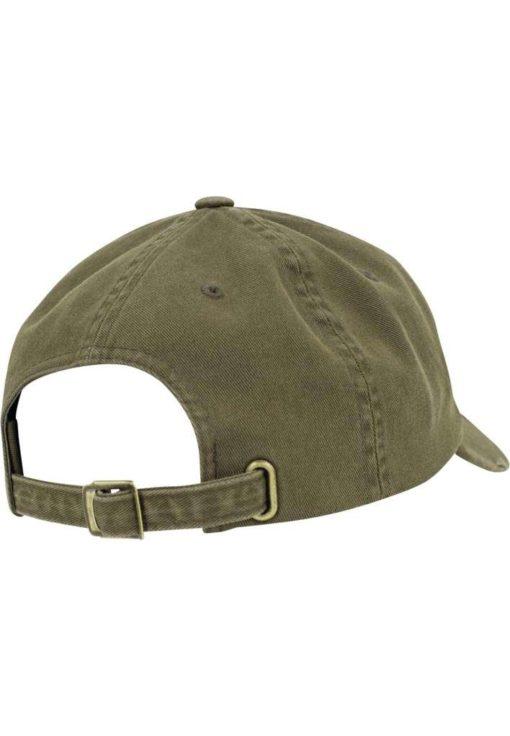 FlexFit Low Profile Destroyed Buck Cap 6 Panel - verstellbar Seitenansicht hinten