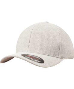 Flexfit Melange Cap light/heathergrey
