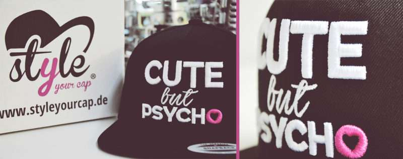 Cute but Psycho Fertigmotiv