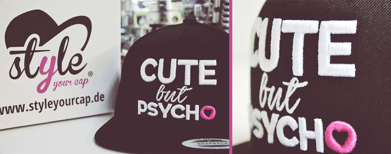 Cute but Psycho Fertigmotiv