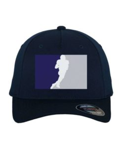 Cowboys Classic Flexfit Cap Dunkelblau 5 Panel - Fitted