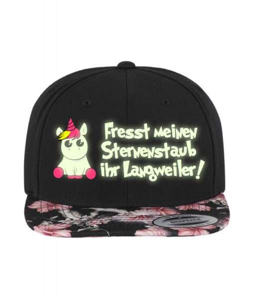 glow-unicorn-snapback-cap-floral-pink-6-panel-verstellbar-12