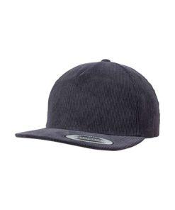 Cap: Snapback Dunkelblau
