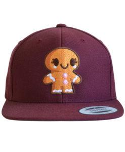 lebkuchen-mann-cap-maroon