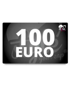 100 Euro Gutschein von style your cap