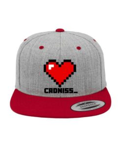 cadniss-snapback-cap-classic-graumeliertrot-6-panel-verstellbar-1