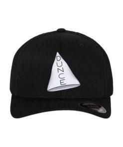 gerrit-dunce-flexfit-cap-mesh-trucker-schwarz-fitted