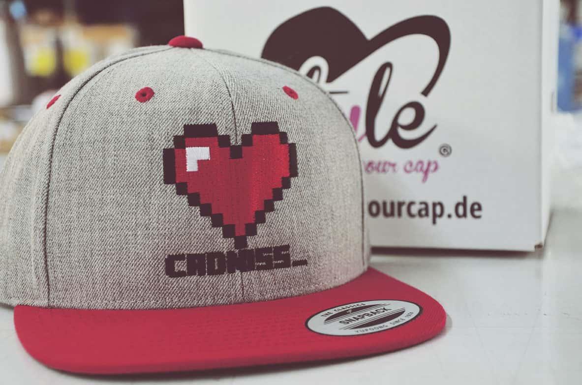 Merchandise Caps bei styleyourcap.de