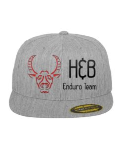 hb-enduro-premium-cap-210-graumeliert-6-panel-fitted-1