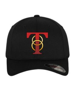 toto-flexfit-cap-schwarz-wollmischung-6-panel-fitted
