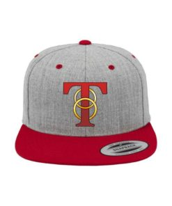 toto-snapback-cap-classic-graumeliertrot-6-panel-verstellbar