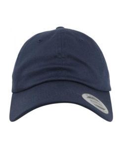 dad-cap-bio-baumwolle-navy-front