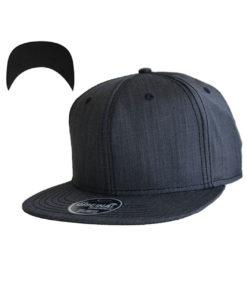 atalantis-cap-stage-cap-dunkelgrau-snapback-vorschau