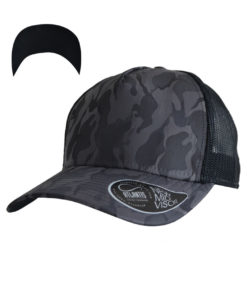 atlantis-rapper-camou-trucker-cap-darkgrey-black-verstellbar