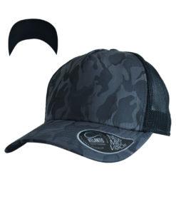atlantis-rapper-camou-trucker-cap-navy-black-verstellbar
