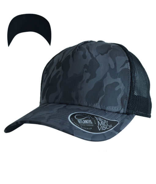 atlantis-rapper-camou-trucker-cap-navy-black-verstellbar