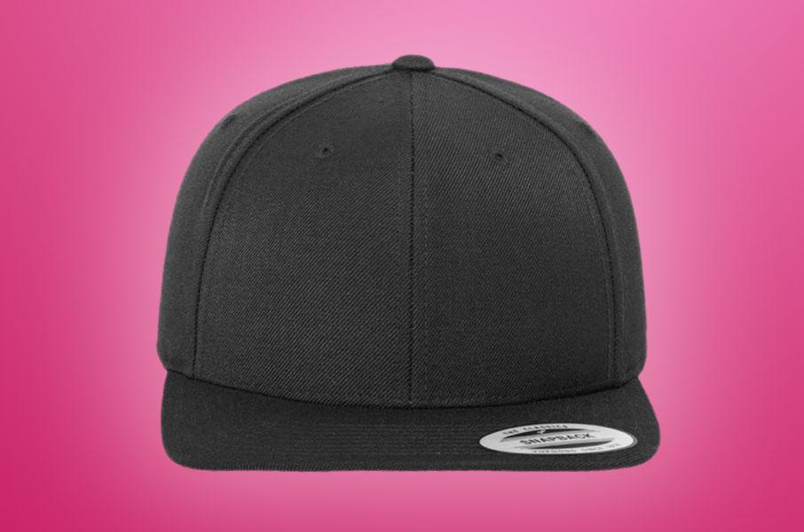 ▷ Cap, Snapback, Basecap & Beanie Mütze gestalten