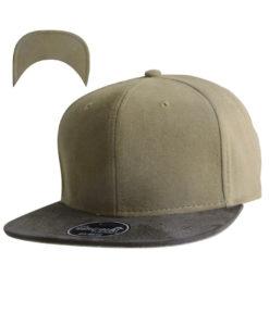 vibe-cap-snapback-khaki-braun-vorschau