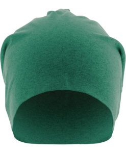 Standard Heather Jersey Beanie Kelly Seite Front