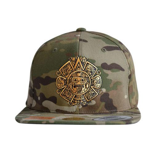Camo-Cap-azteken