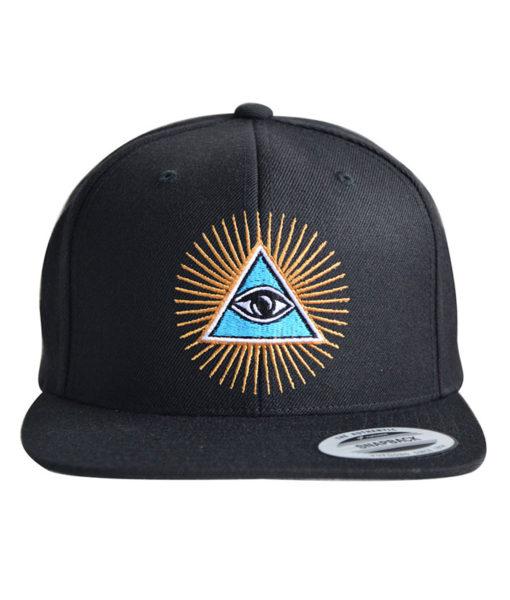 allwissende-auge–cap-black