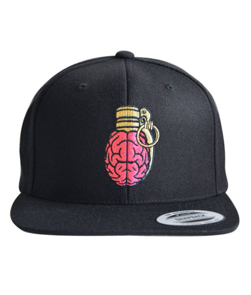 brain-cap-black