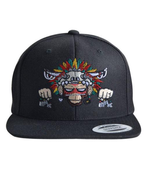 monkey-cap-black