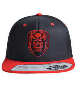 ronin-cap-110-Black-red