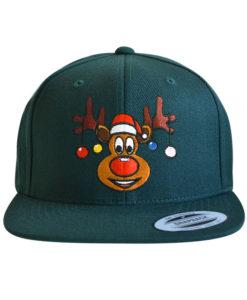 rudolph-cap-green