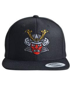 samurai-black-cap
