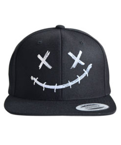 smile-cap-black