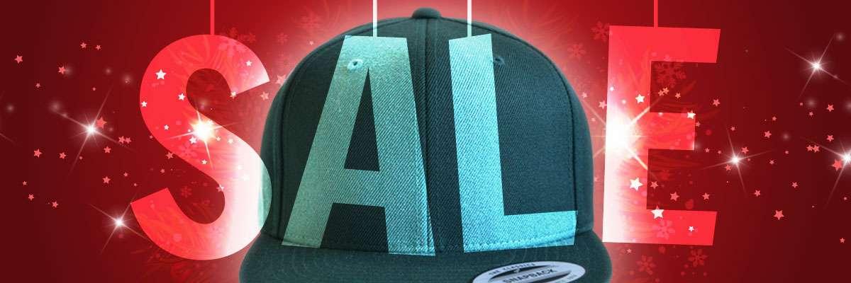 Cap, Snapback, Basecap & Beanie-Mütze besticken lassen