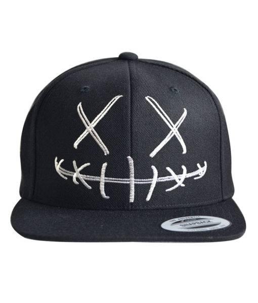 purge-smile-black-cap