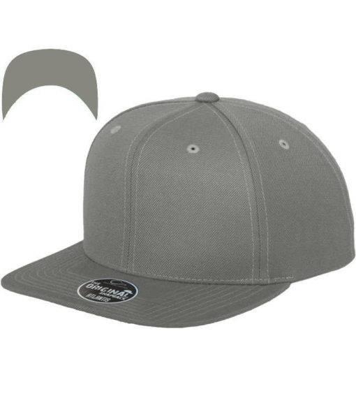 standard-snapback-cap-classic-grau-6-panel-verstellbar