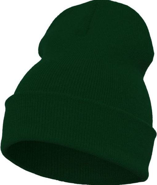 green-beanie